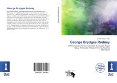 Bookcover of George Brydges Rodney