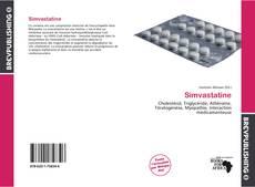 Simvastatine kitap kapağı