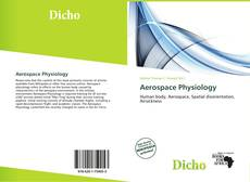 Bookcover of Aerospace Physiology
