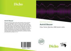 Bookcover of Astrid Besser