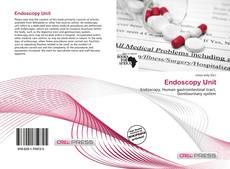 Endoscopy Unit kitap kapağı