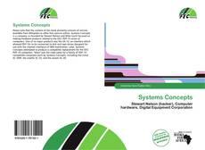 Capa do livro de Systems Concepts