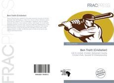 Bookcover of Ben Trott (Cricketer)