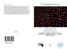 Portada del libro de Serhiy Kozlov