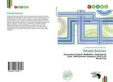 Bookcover of Khalid Salman