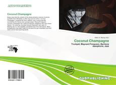 Bookcover of Coconut Champagne