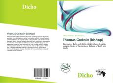 Bookcover of Thomas Godwin (bishop)