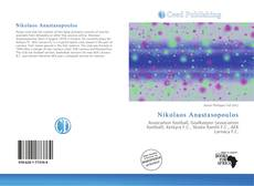Nikolaos Anastasopoulos kitap kapağı