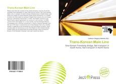 Bookcover of Trans-Korean Main Line