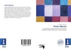 Portada del libro de Pedro Martín