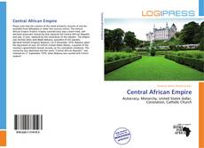 Bookcover of Central African Empire