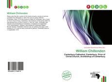 Copertina di William Chillenden