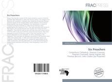Six Preachers kitap kapağı