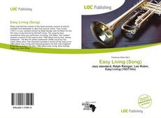 Bookcover of Easy Living (Song)