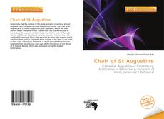 Bookcover of Chair of St Augustine
