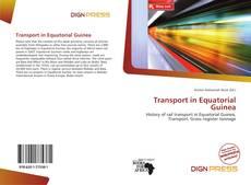 Portada del libro de Transport in Equatorial Guinea