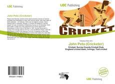 Copertina di John Peto (Cricketer)