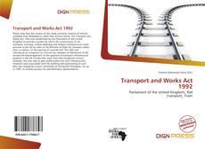 Copertina di Transport and Works Act 1992