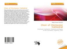 Choir of Chichester Cathedral的封面