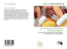 Bookcover of Calluna Vulgaris