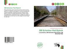 Borítókép a  DB Schenker Rail Rybnik - hoz