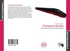 Borítókép a  Transport in Somalia - hoz
