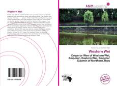 Bookcover of Western Wei