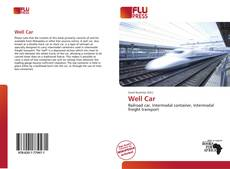 Bookcover of Well Car