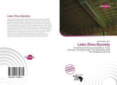 Later Zhou Dynasty kitap kapağı