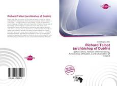 Обложка Richard Talbot (archbishop of Dublin)
