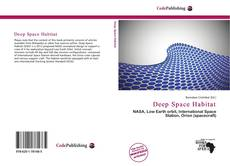 Bookcover of Deep Space Habitat
