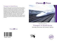 Transport in South Korea的封面