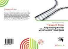 Transperth Trains kitap kapağı