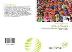 Capa do livro de Striped Possum