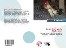 Bookcover of Louis-Jean-Marie Daubenton