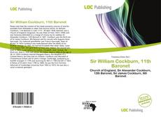 Portada del libro de Sir William Cockburn, 11th Baronet