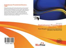 Bookcover of Zimbabwean Presidential Election, 1996