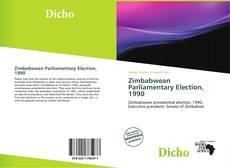 Capa do livro de Zimbabwean Parliamentary Election, 1990