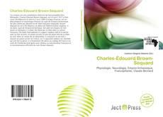 Portada del libro de Charles-Édouard Brown-Séquard