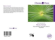 Portada del libro de Marta Cattani
