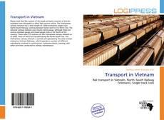 Bookcover of Transport in Vietnam