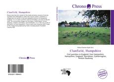 Bookcover of Clanfield, Hampshire