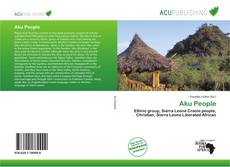 Bookcover of Aku People