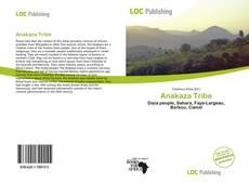 Bookcover of Anakaza Tribe