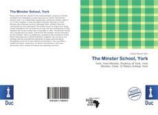 Обложка The Minster School, York