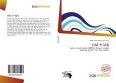 Bookcover of HAT-P-32b