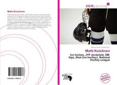Bookcover of Matti Koistinen