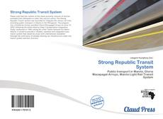 Bookcover of Strong Republic Transit System