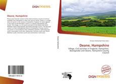 Buchcover von Deane, Hampshire