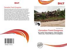 Canadian Tamil Congress的封面